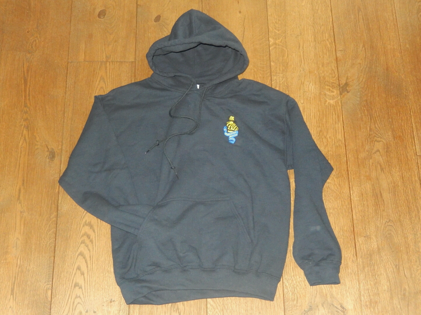 Hooded sweater Rugby Club Betuwe blauw